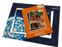 Full colour magnetic photo frames, high gloss finish, perfect to display your favourite photos!